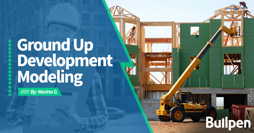 Ground Up Multifamily Development Model