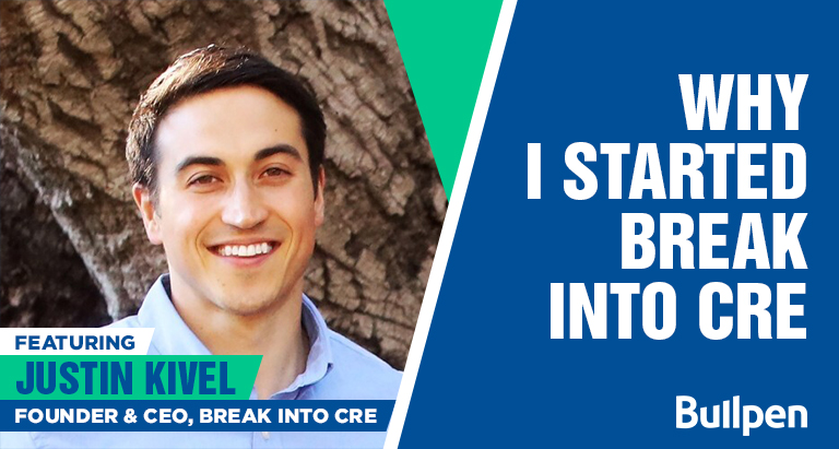 Why I Started Break Into CRE